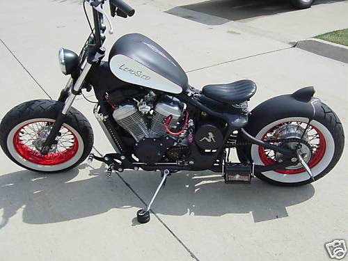 bobbers honda shadow vt steed spirit aero sabre. Black Bedroom Furniture Sets. Home Design Ideas